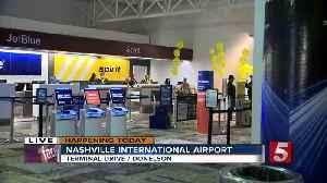 Spirit Airlines begins flights out of Nashville International Airport [Video]
