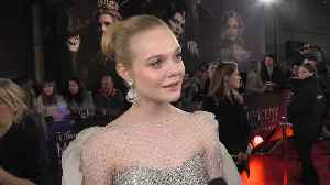 Elle Fanning talks about her responsibility to her character Aurora [Video]