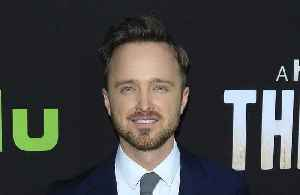 News video: Aaron Paul got back into character easy for El Camino: A Breaking Bad Movie