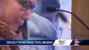 Fatal road rage trial begins [Video]