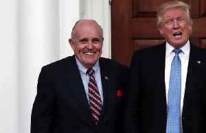 Two men linked to Trump's lawyer Giuliani arrested [Video]