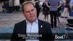 Dunkin's Weisman: Constant Innovation Is Key to Survival [Video]