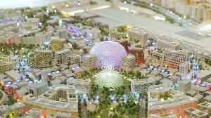 Expo 2020: A year to go [Video]