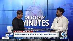 Midday Minutes: Addison Henderson talks film and the rise of filmmaking in Western New York [Video]