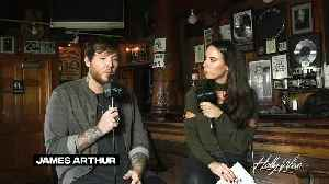 James Arthur Avoids THIS Relationship RED FLAG When Looking For A Love Interest!! [Video]