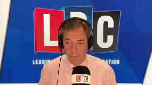 Caller Tells Nigel Farage Why We Need A General Election [Video]