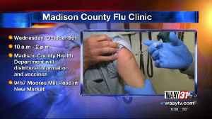 Flu Season is Here [Video]