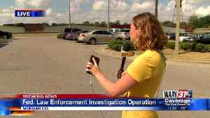 Fed. Law Enforcement Investigation Operation [Video]