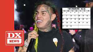 News video: Judge Sets Tekashi 6ix9ine's Sentencing Date