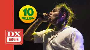 Tekashi 6ix9ine Reportedly Getting $10M For 2 New Albums [Video]