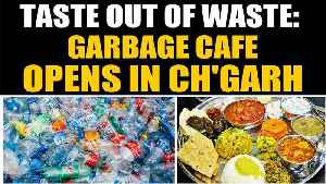 India gets first of its kind garbage cafe in Chhattisgarh   OneIndia News [Video]