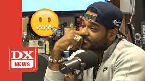 Jim Jones Refuses To Discuss Tekashi 6ix9ine [Video]