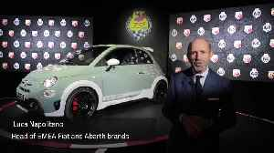 Abarth Days 2019 - Interview with Luca Napolitano, Head of EMEA Fiat and Abarth brands [Video]