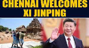 News video: Chinese president Xi Jinping arrives today for informal summit