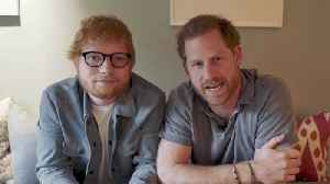 Ed Sheeran and Prince Harry team up for National Mental Health Day [Video]