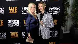 """Aaron Carter """"Marriage Boot Camp: Family Edition"""" Premiere Red Carpet [Video]"""