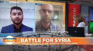 Former YPG fighter says Kurds in Syria 'thrown to the wolves' by allies [Video]