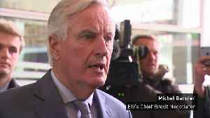Michel Barnier: Meeting with Steve Barclay 'constructive' [Video]