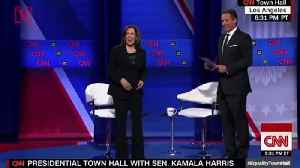 CNN's Chris Cuomo Apologies for Comments Made During Kamala Harris' Intro During LGBTQ Town Hall [Video]