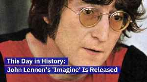 This Day in History: John Lennon's 'Imagine' Is Released [Video]