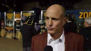 'Zombieland: Double Tap' Premiere: Woody Harrelson [Video]