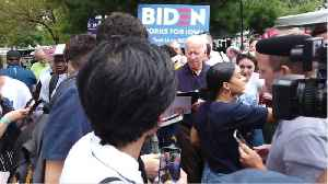 Joe Biden's Behavior During LGBT Town Hall Raises Eyebrows [Video]
