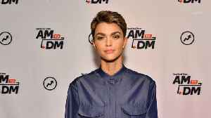 Ruby Rose shares emotional post for World Mental Health Day [Video]