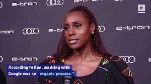 Issa Rae Lends Her Voice to Google Assistant [Video]