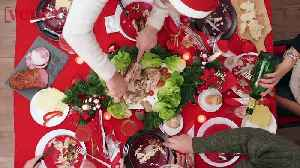 Christmas Dinner With In-Laws May Affect Your Health [Video]