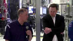 NASA, SpaceX hope for crewed missions by 2020 [Video]