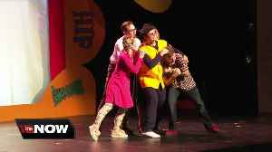 Theatre of Youth kicks off it's 48th season with a Cool Cat [Video]