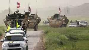 Pentagon says United States not abandoning Kurds [Video]