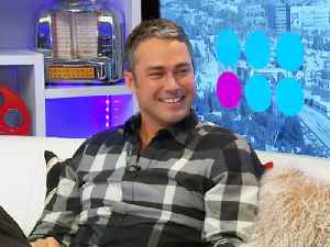 Taylor Kinney on 'The Forest', Favorite Quotes, and Lady Gaga [Video]