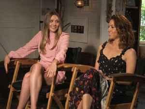 Aubrey Plaza & Elizabeth Olsen Play 'Gram or Spam? [Video]