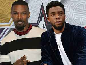 Jamie Foxx, Chadwick Boseman, & More Give NBA Rookie of the Year Predictions [Video]