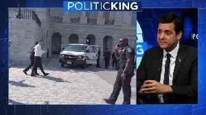 News video: Comic turned presidential candidate Ben Gleib arrested at US Capitol