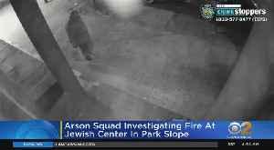 Search For Suspect In Jewish Center Arson [Video]