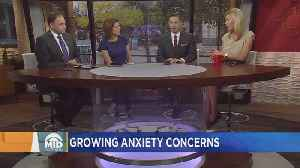 Anxiety Is A Significant Mental Health Issue [Video]