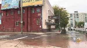 Water Main Break Floods Portion Of Delaware Avenue In Northern Liberties [Video]