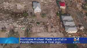 Hurricane Michael Hit Florida A Year Ago Today [Video]