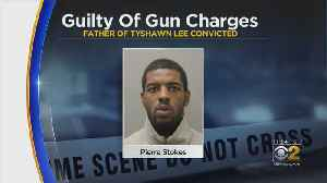 Tyshawn Lee's Father Convicted On Gun Charges [Video]