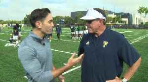 Bite With Butch: Coach Davis Looks Ahead To FIU's Homecoming Game Against Charlotte [Video]