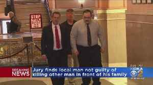 Fayette Co. Man Accused In Fatal Shooting Found Not Guilty [Video]