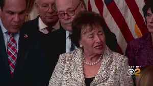 Longtime New York Congresswoman Retiring [Video]