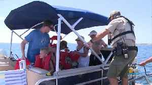 News video: Coast Guard Gearing Up To Keep Boaters Safe During Columbus Day Weekend