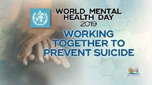 It's World Mental Health Day [Video]