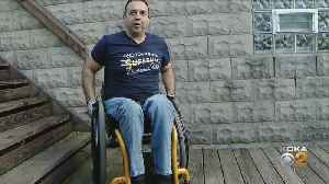 Paraplegic Handcyclist From Pittsburgh Is Ready To Set A World Record [Video]