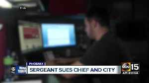 Phoenix sergeant files lawsuit against city, Chief over social media post investigation [Video]
