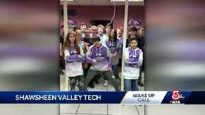Wake Up Call from Shawsheen Valley Tech [Video]