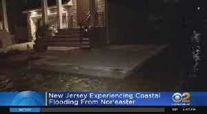 Nor'easter Brings Coastal Flooding Concerns [Video]